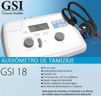 Audiómetro de Tamizaje GSI 18