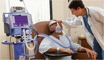 Renta de ventiladores para paciente