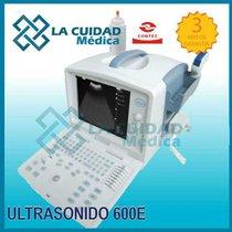 Ultrasonido 600 E Contec Transductor Convexo