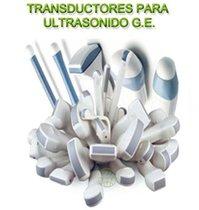 TRANSDUCTORES PARA ULTRASONIDO G.E.