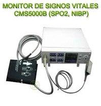 Monitor De Signos Vitales Cms5000B (Spo2, Nibp)