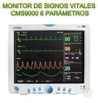Monitor De Signos Vitales Cms9000 6 Parámetros
