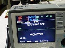 Zoll E Series Desfibrilador Monitor