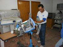 Servicio de Mantenimiento y reparación de equipo médico