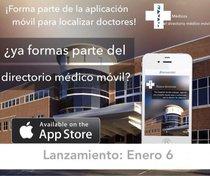 Médicos, el directorio médico móvil