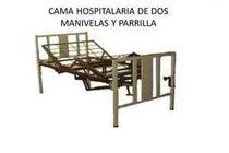 Camilla para hospital metalica de posiciones
