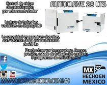 Autoclave 28Lts