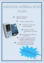 Monitor de Presión arterial con SPO2 PM 50