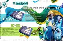 Electrocardiógrafos EC-100 y EC-300 de KONTROLab
