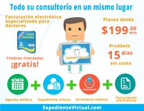 Software medico para expediente clínico