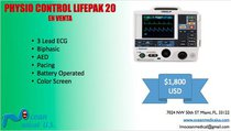 Desfibrilador Physio Control Lifepak 20