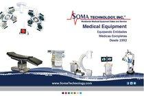 Soma Technology Inc. - Proveedor Mundial de Equipo Medico Nuevo y Remanufactuado