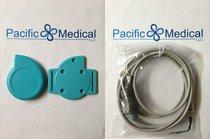New Corometrics Nautilus ULTRASOUND Fetal Transducer WING Top Bottom Case Cable