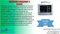 Monitor Datascope Passport 2