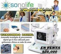 Ultrasonido Wd-9618 Digital Nuevo