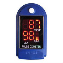 CTC-CMS50DL Oximetro para Dedo Color Azul