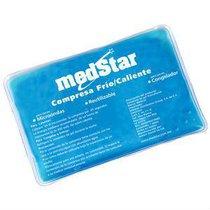 TST-SP-7601 COMPRESA DE GEL MEDSTAR CON CUBIERTA DE PVC Y EVA.10 X 15 CMS.