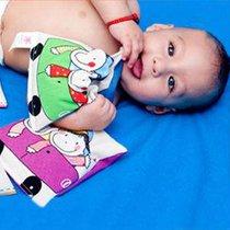 CC-COSEAL Cojin de Semillas Aldonza para Terapia de Calor Seco Infantil