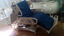 cama de paciente totalcare hillroom