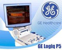 Ultrasonido Logiq P5 BT11,4D Premium Elastografía Doppler Color Transductores Demo