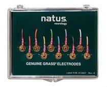 Electrodos de disco de oro Grass