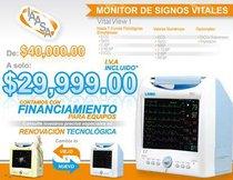 Monitores de Signos Vitales