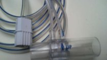 Sensor de flujo maquina de anestesia