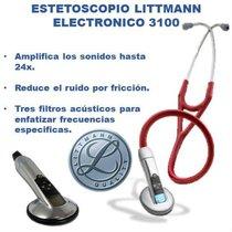 Estetoscopio Electrónico Littmann 3100