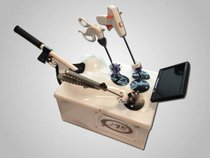 Simulador de laparoscopia COMPLETO