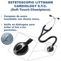 Estetoscopio Cardiology S.T.C. Littmann-Negro.