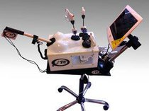 Simulador laparoscopico Modulo