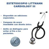 Estetoscopio Cardiology III Littmann