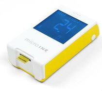 microINR coagulómetro portátil