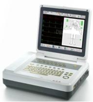 Electrocardiógrafo CM1200