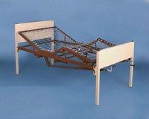 Cama Mecanica Modelo LEO con Colchon