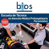 Escuela de técnico en atención médica prehospitalaria (PARAMEDICO)