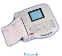 Electrocardiografo Burdick Atria 6001
