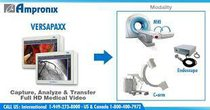 "VERSAPAXX, a unique all-in-one 22"" touch screen video/image capture medical device"