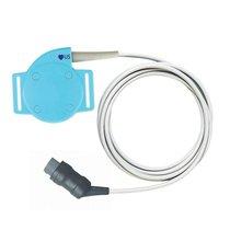 GE Corometrics Nautilus Ultrasound Fetal Transducer With Wing 5700LAX Warranty - UFCM5260