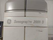 Mastografo Marca: G.E. Modelo: Senographe 2000 D