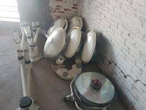 Lámparas de Quirófano AMSCO SQ240 Usadas