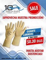 Guante Canners 5171