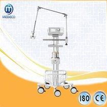 Ventilador de Hospital con carro Me-830 Binivel con humidificador