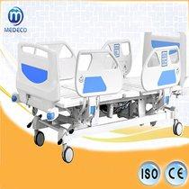 Cama profesional ajustable para hospital  eléctrica para pacientes de la UCI  M6e