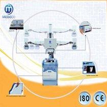 COVID 19 Rayos X médicos móviles de alta frecuencia de la máquina Sistema de radiografía digital móvil máquina Mex-5200