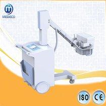 Máquina de rayos X de alta frecuencia médicos móviles digitales equipo de rayos X Mex-5100