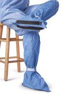 Botas largas azules quirúrgicas con repelente al agua/Medline/$116.50 PAR