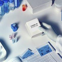 Etiquetas COVID-19 para laboratorios y hospitales