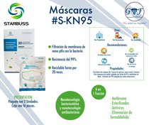 Cubreboca S-Kn95