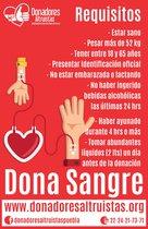 Donadores de sangre Altruista en Puebla